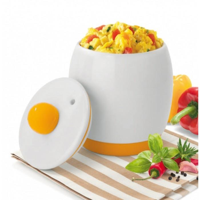 Емкость керамическая для приготовления блюд в микроволновой печи