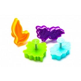 Набор форм для печенья и мастики «СКАЗОЧНЫЙ ЛЕС»