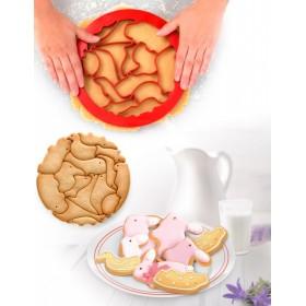 Форма для вырезания печенья «ЗООПАРК»