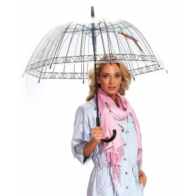 Зонт-трость «ПТАШКА В КЛЕТКЕ»