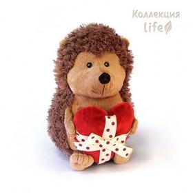 Ежик Колюнчик с сердечком