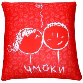 Подушка-антистресс Любовь 19