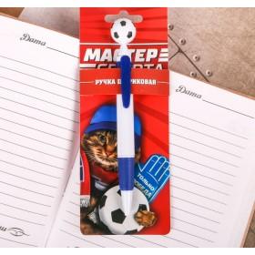 """Фигурная ручка """"Мастер спорта"""""""