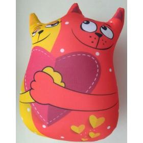 Игрушка-антистресс Кошки обнимашки
