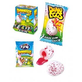 """Жевательная резинка (с начинкой) """"DINO EGGs"""" 5г (яйцо динозавра) упаковка 200 штук"""