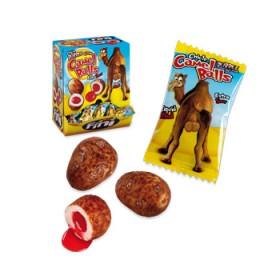 """Жевательная резинка (с кислой начинкой) """"Camel Balls"""" 5г"""