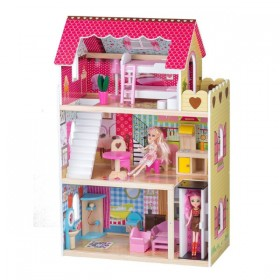 Кукольный домик ECO TOYS Malinowa 2 4120