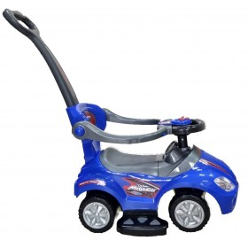 Автомобиль-каталка Chi Lok Bo Deluxe Mega Car 382 голубой