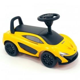 Автомобиль-каталка Chi Lok Bo McLaren желтый