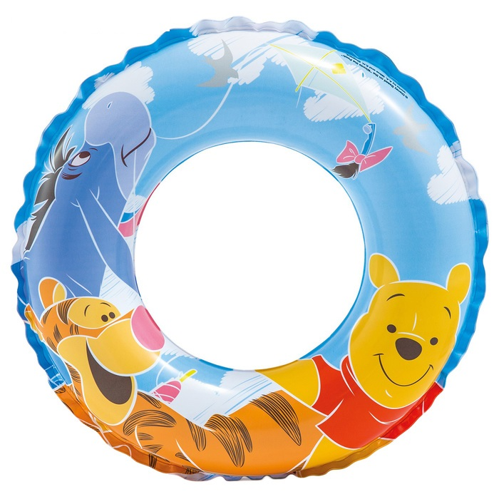 Круг для плавания Винни Пух, от 3 до 6 лет