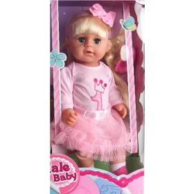 Кукла Yale Baby, пьёт, плачет, писает