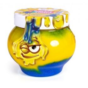 """Лизун-мялка """"Мялка-жмялка 2-в-1"""" 500 г, (желто-синий)"""