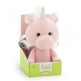 Единорожек розовый Mini Twini