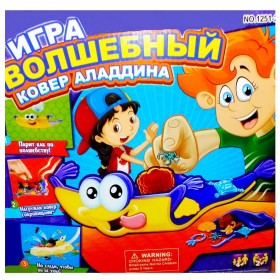 Игра детская настольная «Баланс» Ковер Аладдина