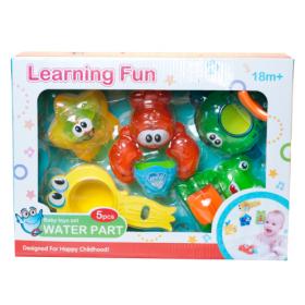"""Набор игрушек для ванной """"Веселые водопады"""""""