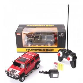 Машинка Hummer H2 на радиоуправлении 1:24 в ассортименте