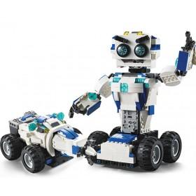 Конструктор CaDa робот 2в1 C51028W на радиоуправлении