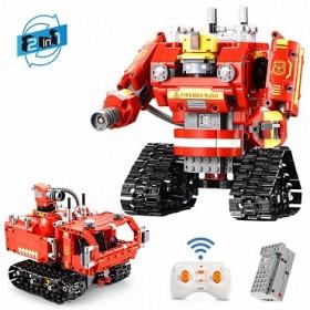 Конструктор CaDa Робот C51048W на радиоуправлении