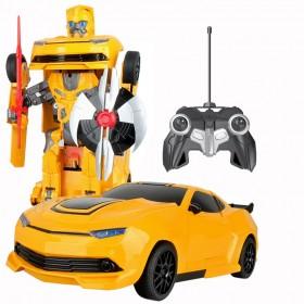 Трансформер Bumblebee 1:22 (2342X) Chevrolet Camaro на радиоуправлении