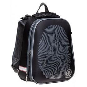 Рюкзак Hatber ERGONOMIC -Security-  EVA материал светоотраж. 2 отделения на молнии