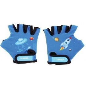 Перчатки Globber синие ХS (2 - 5 лет)