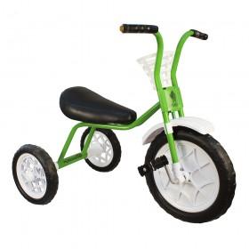 """Велосипед детский трехколесный """"Зубренок"""" зеленый"""