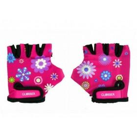 Перчатки Globber розовые ХS (2 - 5 лет)