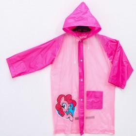 Дождевик детский, My Little Pony, р-р S (92-98 см)