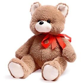 Мягкая игрушка «Медведь Саша» тёмный