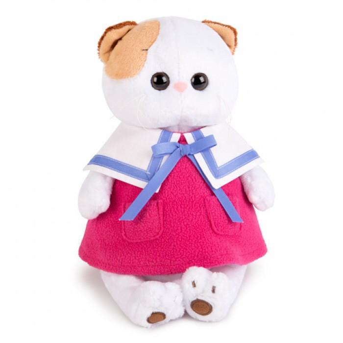 Кошечка Ли Ли в морском платье