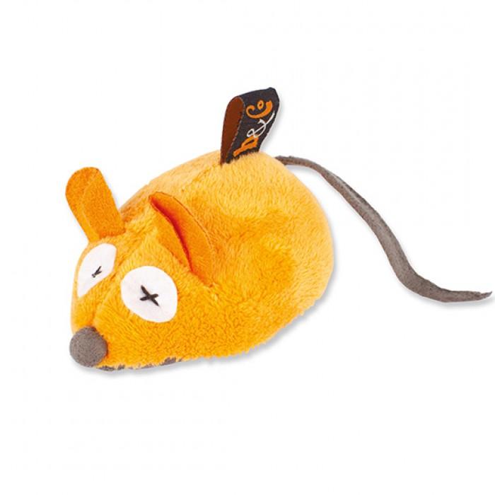 """Мягкая игрушка """"Басик и мышка"""""""