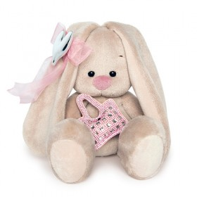 Зайка Ми с сумочкой и сердечком (малыш)