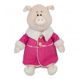 Свинка Глаша в Дубленке
