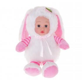 "Мягкая игрушка ""Кукла костюм зайка"""