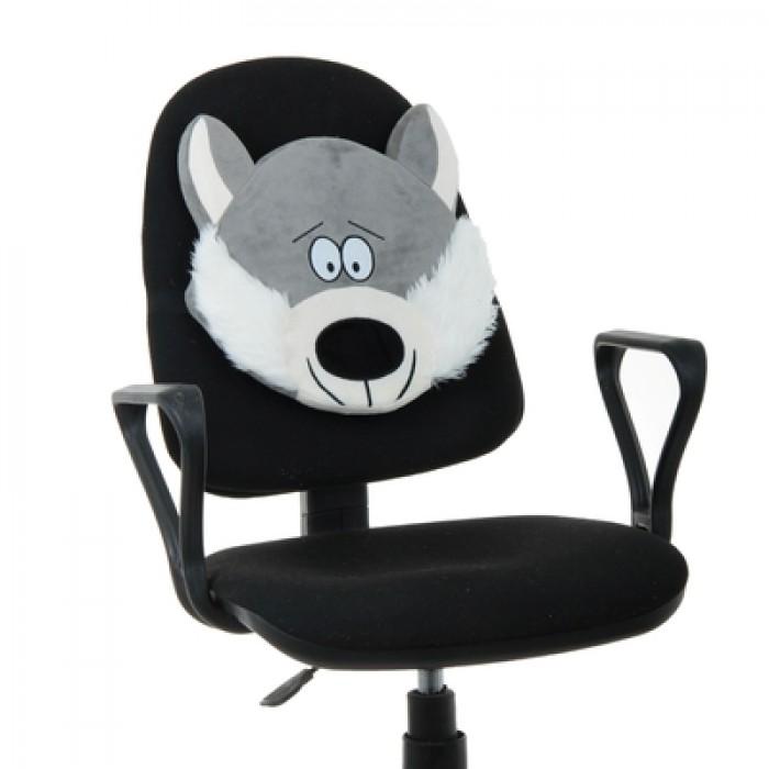 """Мягкий чехол на стул """"Волк"""""""