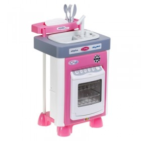Набор Carmen №3 с посудомоечной машиной и мойкой