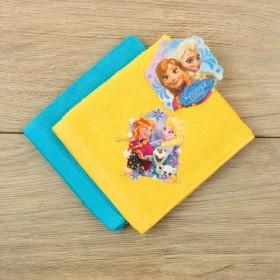 Набор махровых полотенец - 2 шт, Холодное сердце