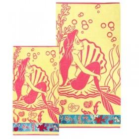 Набор полотенец Disney Ariel 50х90/70х130 см