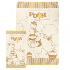 Набор полотенец Disney Free Day Winnie the Pooh 50х90/100х150 см