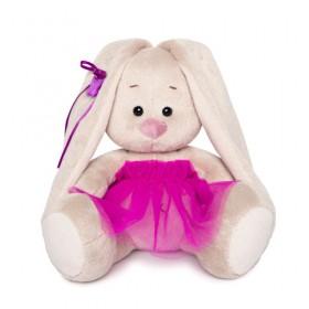 Зайка Ми в пурпурной юбочке «фонарик» (малыш)
