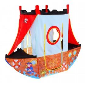 """Палатка детская игровая """"Пиратский корабль"""""""