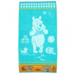 Полотенце махровое Disney «Friendship Winnie the Pooh», размер 50х90 см, 460 г/м²