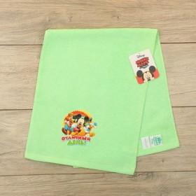 Полотенце махровое, Микки Маус и друзья