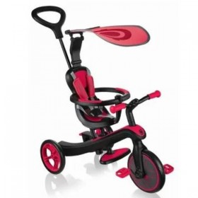 Велотрайк Globber Trike Explorer красный
