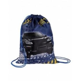 Мешок для сменной обуви HATBER, BLACK CARS