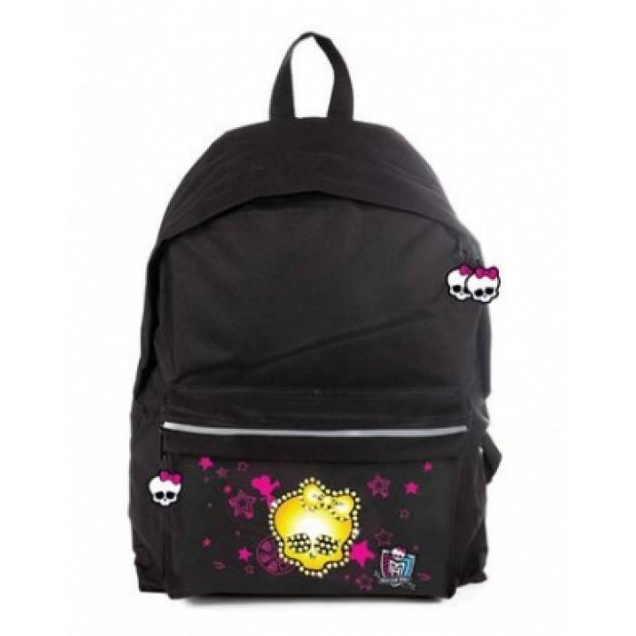 Рюкзак школьный HATBER, MONSTER HIGH