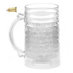 Бокал для пива световой, лед