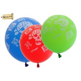 """Воздушные шары """"Череп"""" (набор 25 шт)"""