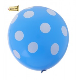 """Воздушные шары """"Горох""""( набор 50 шт)"""