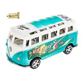 Автобус, инерционный